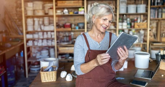 You're Not Alone: Starting A Successful Business After 50