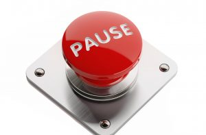 Hit pause and reset