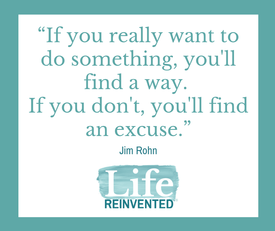 Jim Rohn Find a Way Life Reinvented