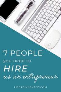 7 people you need to hire