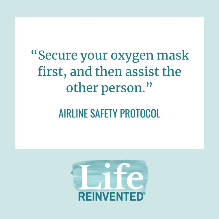 Oxygen Mask Life Reinvented
