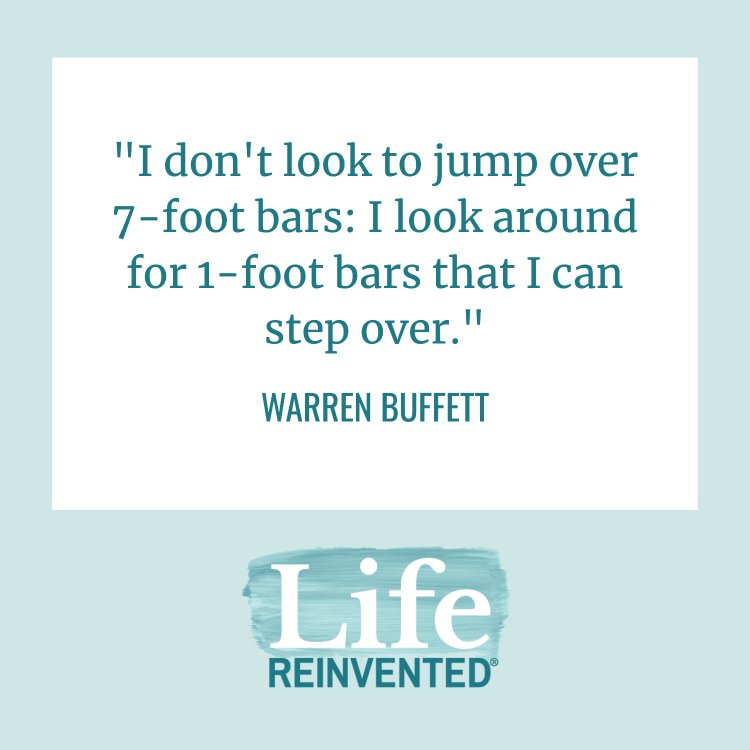 Warren Buffett Life Reinvented