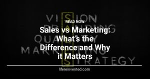 Sales vs Marketing What's the Difference and Why it Matters