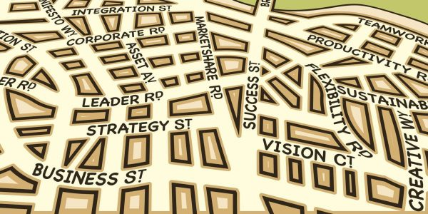 Roadmaps and Strategies: What it Takes to Get You There