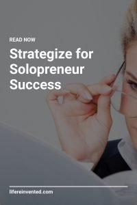 Strategize for Solopreneur Success