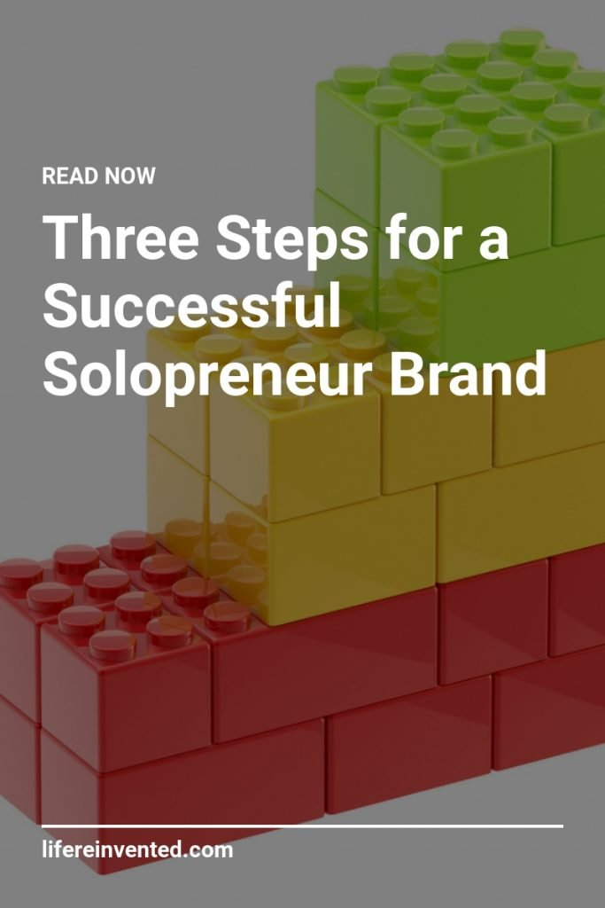 Three Steps for a Successful Solopreneur Brand